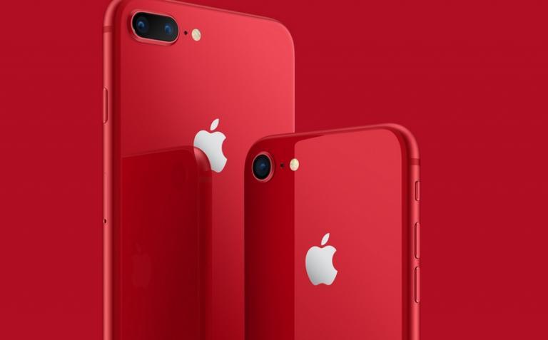 IPHONE 768x477 - Νέα iPhone στην αγορά – Special edition από την Apple