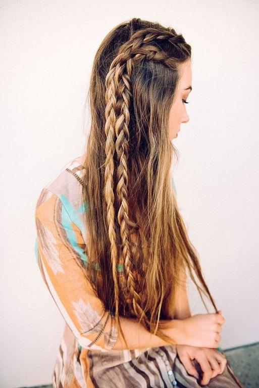 bc55200bc0e4bbd3649c9b18e668bd4f - Boho Hair! Η τάση στα μαλλιά που όλες λατρεύουν
