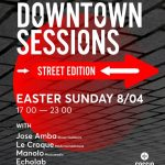 downtownsessions 150x150 - Downtown Sessions - Street Edition στο Gossip Downtown!