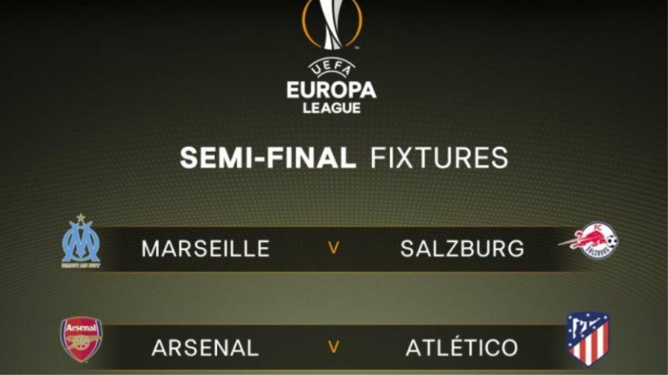 semigg - «Τελικό» στον ημιτελικό έβγαλε η κλήρωση του Europa League