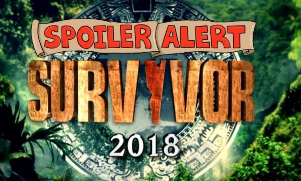 survivor spoiler 9 1024x617 - Survivor spoiler: Αυτή η ομάδα κερδίζει σήμερα (17/04) το έπαθλο