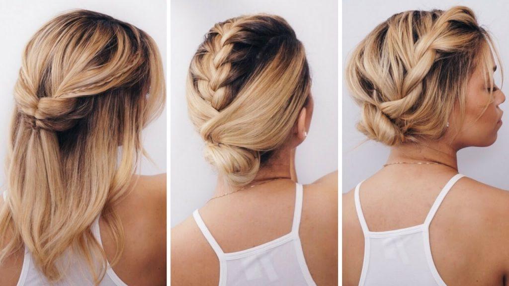 3 simple short hairstyles for summer ft innate life giveaway ashley bloomfield 1024x576 - Δες πως θα δημιουργήσεις τα top χτενίσματα για το καλοκαίρι!