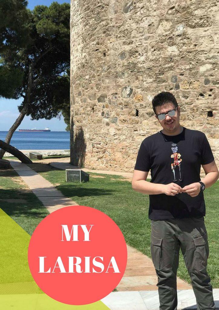 MY LARISA 724x1024 - MYLarisa | Πάνος Σωτηρίου