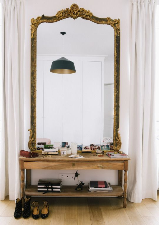 shining hallway mirror mirrors with shelf ideas ikea uk hooks and console table coat - Συμβουλές για να δώσετε μία vintage πινελιά στο σπίτι σας