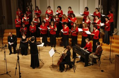 Musica Nostra Choir and orchestra