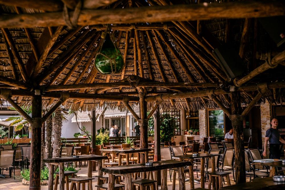 beach bar Θέρος