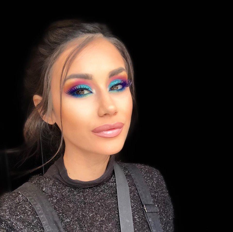 Ειρήνη Θεοδωράκη make up artists Larisa