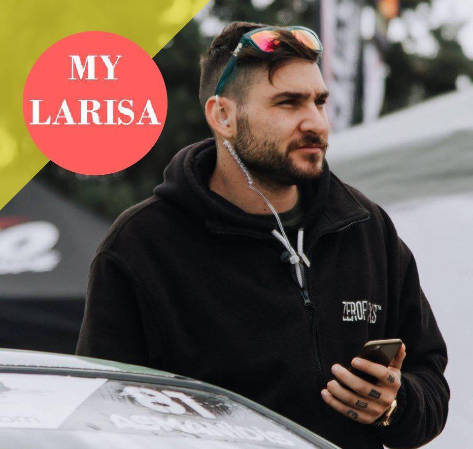 Αλμπέρτο Ζακάρ larisa