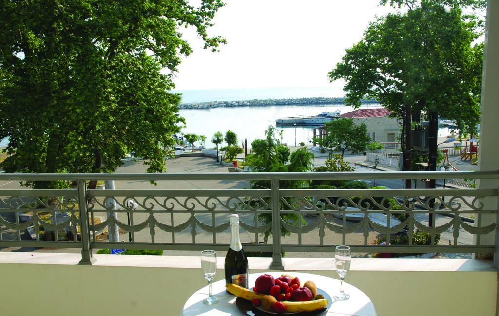 dias hotel view platamonas